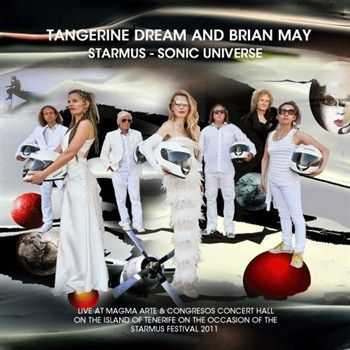 Tangerine Dream and Brian May - Starmus-Sonic Universe (2013)