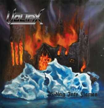 Voltax  - Hiding Into Flames (2013)