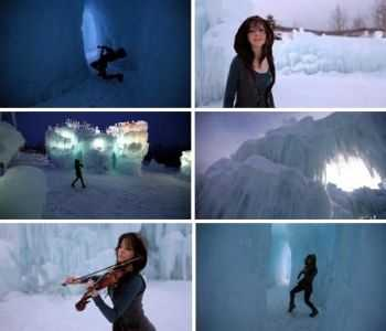 Lindsey Stirling - Crystallize (Dubstep Violin) (2012)