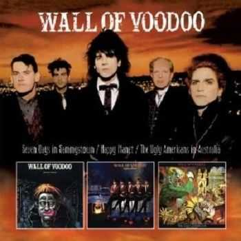 Wall Of Voodoo - Seven Days In Sammystown, Happy Planet, The Ugly Americans In Australia [3LP in 2CD] (2012) HQ