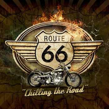 VA - Route 66 - Chilling the Road (2013)