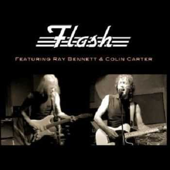 Flash - Flash [feat. Ray Bennett & Colin Carter] (2013)