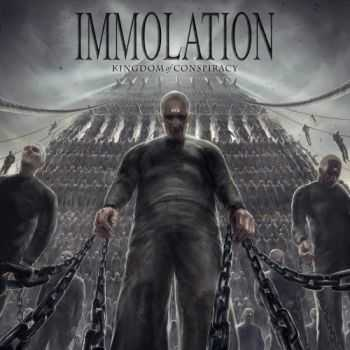 Immolation - Kingdom of Conspiracy (2013)