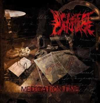 In Case Of Carnage - Medication Time (Eр) (2013)