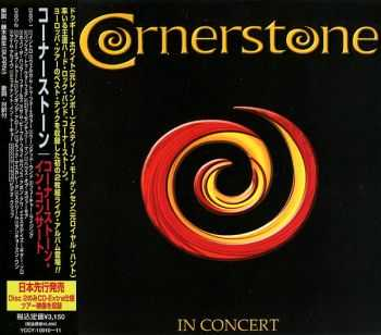 Cornerstone - In Concert (2005) [Japanese Ed.]