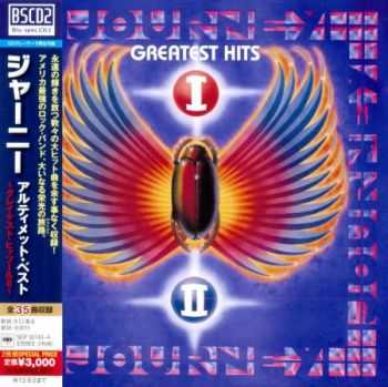 Journey - Greatest Hits [I; II] (Japanese Edition) 2013 (Lossless) + MP3