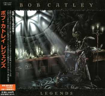 Bob Catley - Legends (1999) [Japanese Ed.]