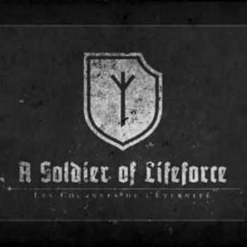 Les Colonnes De L'Éternité ‎– A Soldier Of Lifeforce (2012) [LOSSLESS]
