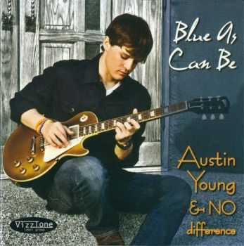 Austin Young & No Difference - Blue as Can Be (2013)