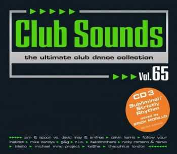 Club Sounds Vol.65 (2013)