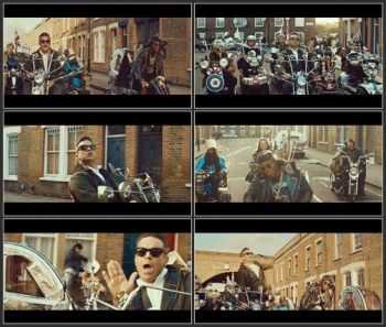 Dizzee Rascal ft. Robbie Williams - Goin' Crazy (2013)