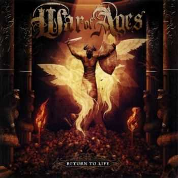 War Of Ages - Return To Life (2012) (Lossless) + MP3