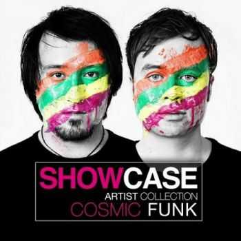 Showcase Artist Collection Cosmic Funk (2013)