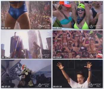 Laidback Luke - Live at Ultra Music Festival 2013