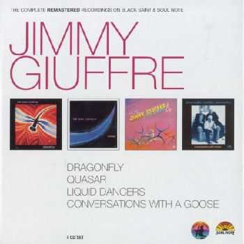 Jimmy Giuffre - The Complete Remastered Recordings On Black Saint & Soul Note [4CD Set] (2012) FLAC