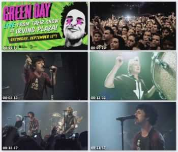 Green Day - Live At Irving Plaza