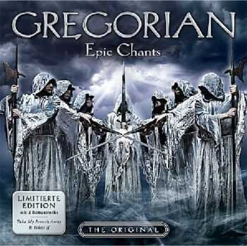 Gregorian - Epic Chants [Saturn Exclusive Edition] (2012) FLAC