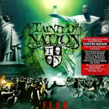 Tainted Nation - F.E.A.R. (2013) FLAC