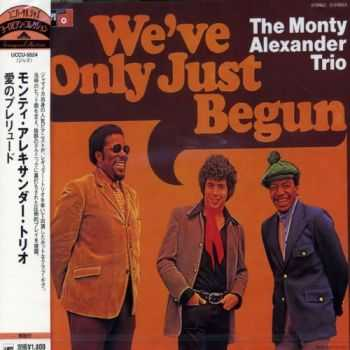 Monty Alexander - We've Only Just Begun (1971)