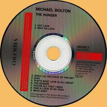 Michael Bolton - The Hunger (1987)