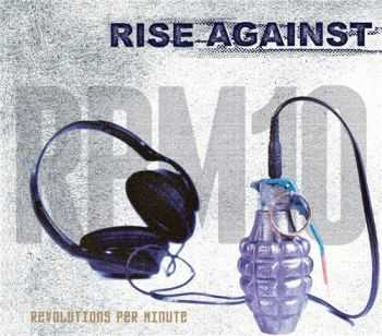 Rise Against - RPM10 (Re-Issue) (2013)