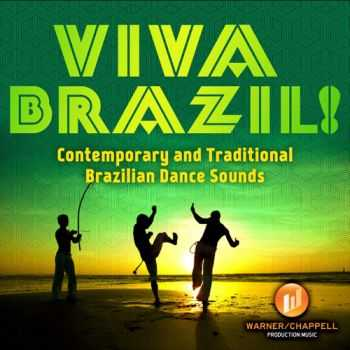 Club Bossa Lounge Players - Viva Brazil! Contemporary and Traditional Brazilian Dance Sounds (2013)
