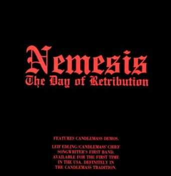 Nemesis - Day of Retribution (1982) [Re-issued 1990] [LOSSLESS]