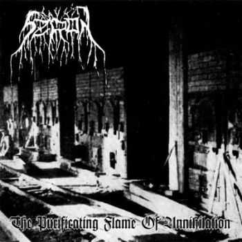 Szron - The Purificating Flame Of Annihilation (2004) (Lossless)
