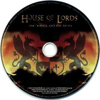 House Of Lords - The Power And The Myth (2004)