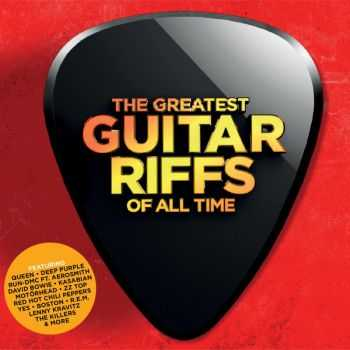 VA - The Greatest Guitar Riffs of All Time (3CD) (2012)