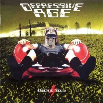 Depressive Age - Electric Scum (1996)
