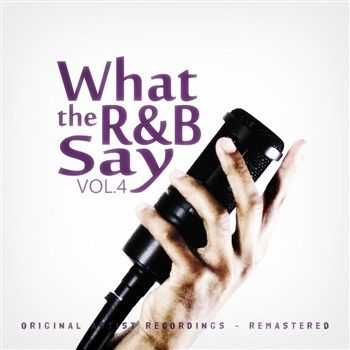 VA - Enjoy Great Jazz - What the R and B Say Vol 4 (2013)