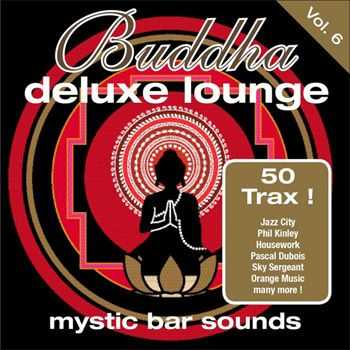VA - Buddha Deluxe Lounge Vol.6 - Mystic Bar Sounds (2013)