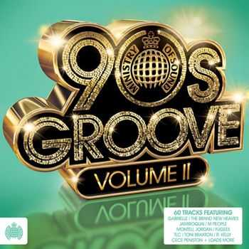 VA - 90s Groove, Vol. 2 - Ministry of Sound [3CD] (2013)