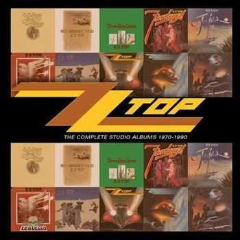ZZ Top - The Complete Studio Albums 1970-1990 [Box Set] (2013)