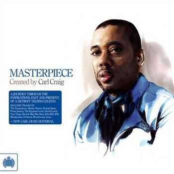 Masterpiece Created by Carl Craig (2013)