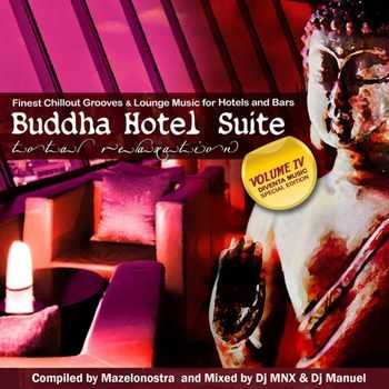 VA - Buddha Hotel Suite, Vol. 4 (Finest Chillout Grooves & Lounge Music for Hotels and Bars) [3CD] (2013)