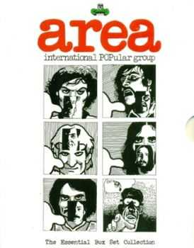 Area  - The Essential Box Set Collection 6CD (2010)