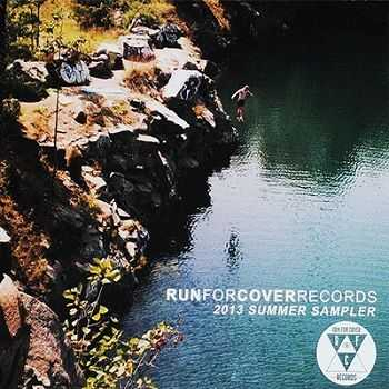 VA - Run For Cover Records 2013 Summer Sampler (2013)