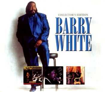 Barry White - Forever: Barry White [3CD Collector's Edition] (2007)