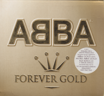 ABBA - Forever Gold [Special Limited Edition] (1996) FLAC