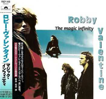 Robby Valentine - The Magic Infinity (1993) [Japanese Ed.]