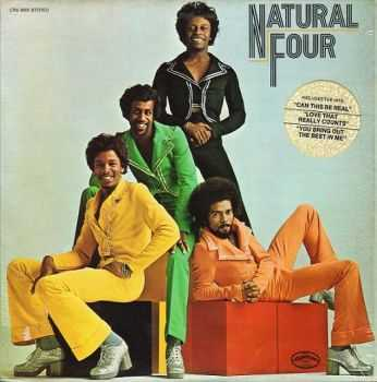 The Natural Four - Natural Four (1974)