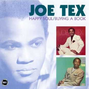 Joe Tex - Happy Soul & Buying a Book [2 Albums on 1 CD] (2002) HQ