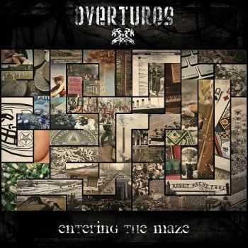 Overtures - Entering The Maze (2013)