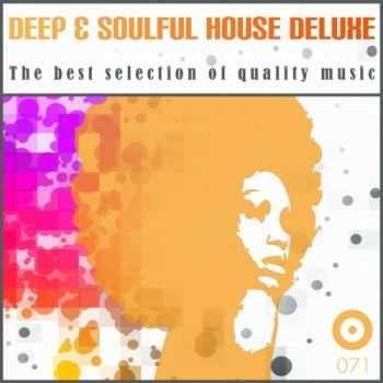 VA - Deep & Soulful House Deluxe (The Best Selection of Quality Music) (2013)