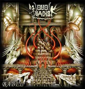 Quo Vadis - Babel (digipak) (2007) (Lossless)