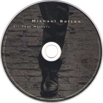 Michael Bolton - All That Matters (1997) [Japanese Ed.]