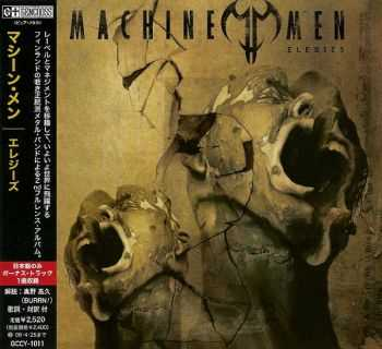 Machine Men - Elegies (2005) [Japanese Ed.]