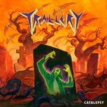 Trallery-Catalepsy(2013)lossless + mp3